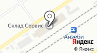 Янта-Братск на карте