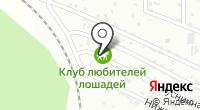 Конный двор на карте