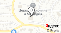 Авторадио-Братск на карте