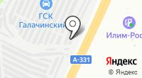 Мостек на карте