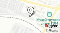 Фабрика натяжных потолков на карте