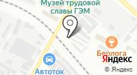Ойл-сервис на карте