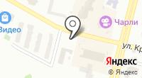 Эмант на карте