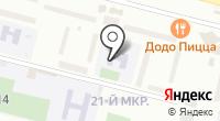 Православная гимназия во имя святителя Иннокентия на карте