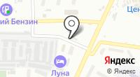 Zолотая Dолина на карте