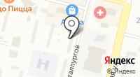 Жемчужина на карте