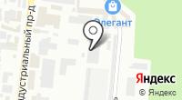 Окна Сервис на карте