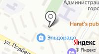 Центр развития образования на карте
