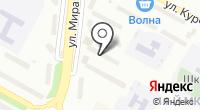 Фасон на карте
