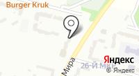 Геоинформ на карте