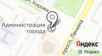 Департамент образования Администрации г. Братска на карте