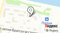 Шведина Н.В. на карте