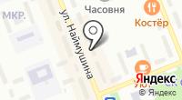 Тарио на карте