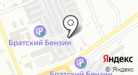 Мастерская кузовного ремонта на карте