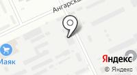 Конис на карте