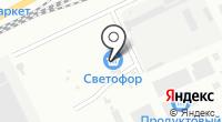 Канский трикотаж на карте