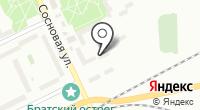 Библиотека №6 на карте