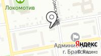 Салон стрижки на Иркутской на карте