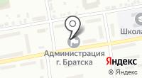 Комитет по управлению Правобережным округом на карте