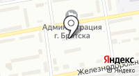 ДиП на карте