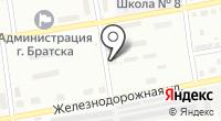 Модный Дворик на карте