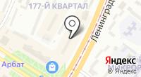 Деловая Сеть-Иркутск на карте