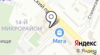 ТТК-Байкал на карте
