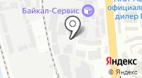 Есинецкий Д.С. на карте