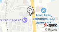 Роса на карте