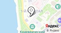 Ланис-Н на карте