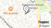 АС Плюс на карте