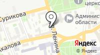 NovAvision на карте