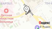 Русичи на карте