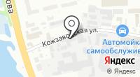 Иркутский дом фотографа на карте