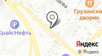 Магазин памятников и ритуальных принадлежностей на карте