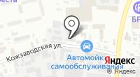 Искусственная хвоя Байкала на карте