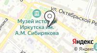 Инженю на карте