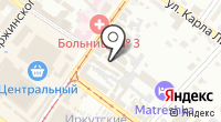 Рифей на карте