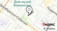 Блинов В.П. на карте