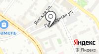 МДК на карте