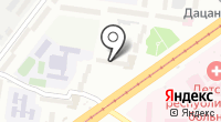 Клейнком на карте