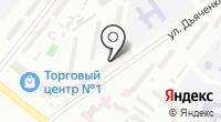 Полонез на карте