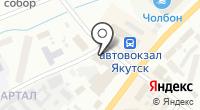 Магазин инструментов и стройматериалов на карте