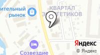 Сантекс 2 на карте