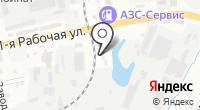 Рос-Кит-АТР на карте