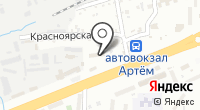 ОЮИ на карте