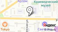 Теплое местечко на карте