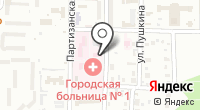Станция скорой медицинской помощи г. Артема на карте