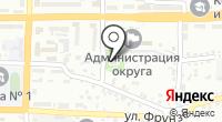 Общественная приемная депутатов законодательного собрания Приморского края Чемериса И.С. и Журавлева П.В. на карте