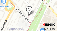 Отделенческая поликлиника на ст. Хабаровск-1 на карте